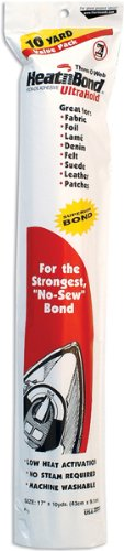 "Thermoweb Heat'n Bond Ultra Hold Iron-On Adhesive-17""X10 Yards"