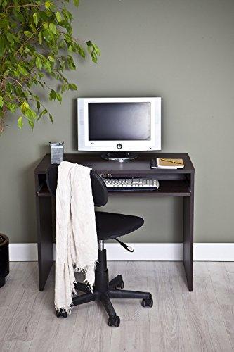 Intradisa-900-Preiswerter-Computertisch-wengefarben