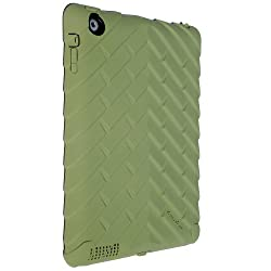 Gumdrop Cases Drop Tech Rugged Case for Apple iPad 2/3/4 (Army Green)