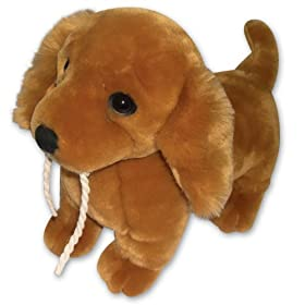 Nintendogs Interactive Miniature Dachshund (Tug & Play)