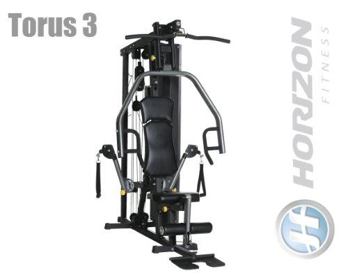 Toro 3 Station - forza Horizon Fitness heliobil 2013/2014 - Fitness Station