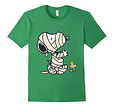Funny Mummy Snoopys Halloween Gift T-Shirt