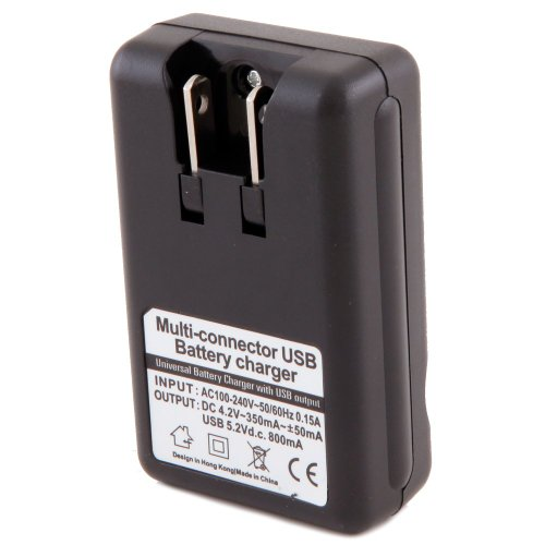 Click to buy Travel Wall Charger with USB port for Sprint HTC Evo 4G, HTC Hero, Droid Incredible, Imagio, Ozone, Snap, Tilt 2, Verizon Droid Touch Pro - From only $111.66