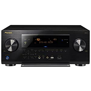 Pioneer VSX-53 7.1-Channel 3D Ready Elite A/V Receiver (Discontinued by Manufacturer)