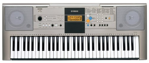 Yamaha YPT320 61-Key Portable Keyboard