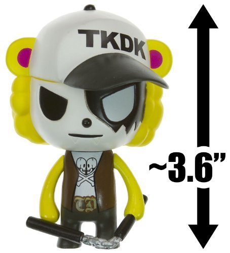 "Buck: ~3.6"" Royal Pride by Tokidoki Vinyl Mini-Figure"