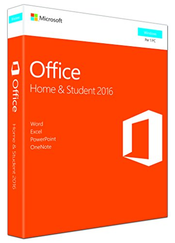 Office 2016 Home & Student 32-bit/x64 Italian PKC P2