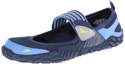 Speedo Women's Offshore Strap Amphibious Water Shoe,Insignia Blue/Provence,8 M US