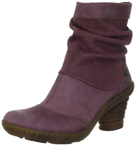 Rev El Naturalista Women's N770 Berenjena Ankle Boot