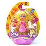 Polly Pocket Spring Basket Polly Doll with 2 Accesories