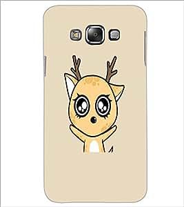 PrintDhaba Cartoon D-2107 Back Case Cover for SAMSUNG GALAXY A8 (Multi-Coloured)