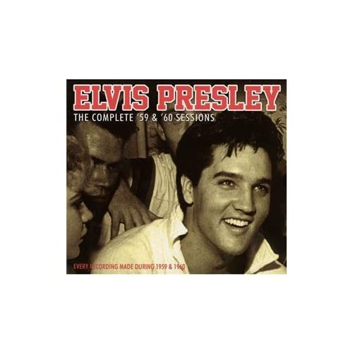 The-Complete-59-60-Sessions-Elvis-Presley-Audio-CD