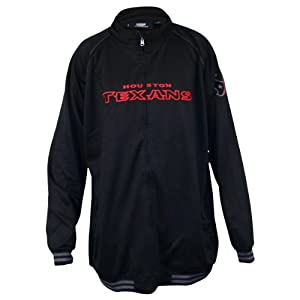 NFL Black Out Big and Tall Track Jacket by NFL