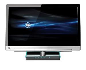 HP Pavilion X2301 58,4 cm (23 Zoll) Slim LED Monitor (VGA, DVI, HDMI, 3ms Reaktionszeit) schwarz