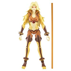 Thundercats Action Figures on Amazon Com  Thundercats 6  Cheetara Collectors Action Figure  Toys
