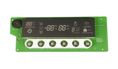 Lg Electronics 6871Jb1419B Refrigerator Pcb Display Board Assembly front-227758