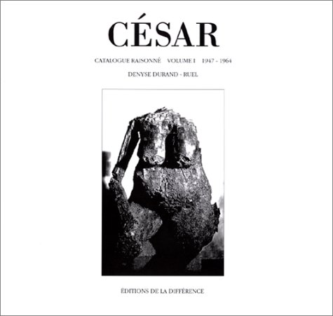 César catalogue raisonne, volume 1