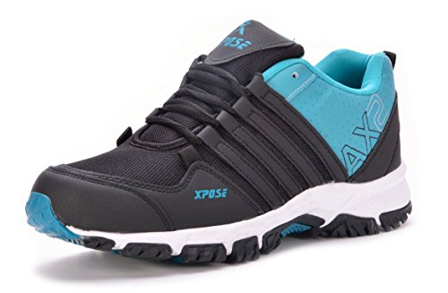 Xpose ID-01 Rangers Running Shoes (10M UK/Ind., Cyan Black)