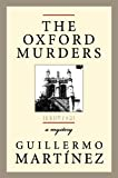 The Oxford Murders (1596921501) by Martinez, Guillermo