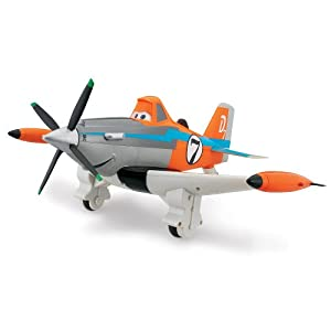 Planes U-Command Remote Controlled Dusty Plane