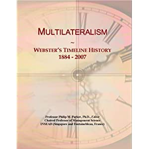 Multilateralism History | RM.