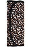 Beauty Treats 7 Piece Makeup Brush Set in a Leopard Print Brush Pouch