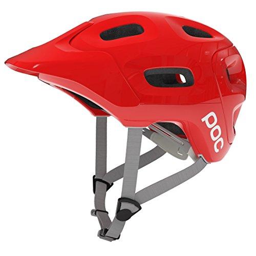 POC Trabec Helmet Bohrium Red, M/L