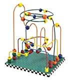Colors, Patterns, Smiles Mini Rollercoaster by Anatex