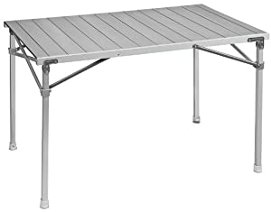 brunner aluminium roll up table titanium quadra 2013