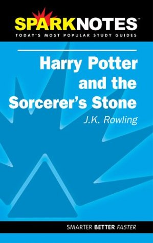 Sparknotes Harry Potter and the Sorcerers Stone (Sparknotes Literature Guides)