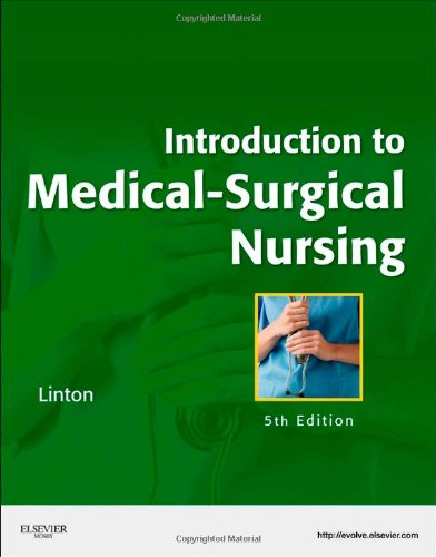 Introduction to Medical-Surgical Nursing, 5th Edition PDF