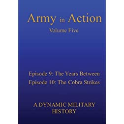 Army in Action - Volume Five