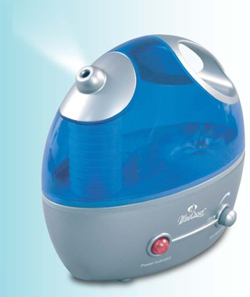 Mini Office/Bedroom Ultra-sonic Humidifier