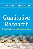 img - for Qualitative Research: A Guide to Design and Implementation book / textbook / text book