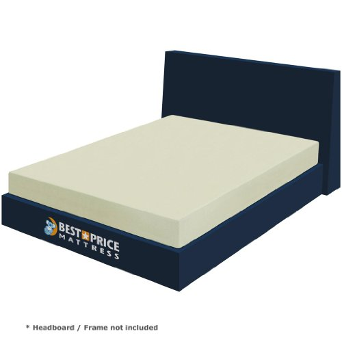 Best Price Mattress 6 Inch Memory Foam Mattress Twin My Home