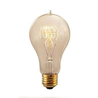 Nostalgic Edison Incandescent Bulb Set Of 2 Bulb Type 25w A21 Nostalgic Edison Led