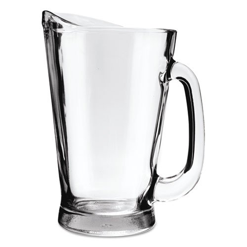 ANH1155UR - Anchor Beer Wagon Pitcher, 55oz, Clear (Pitchers Of Beer compare prices)