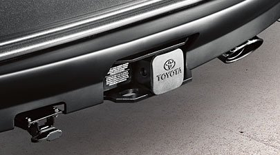 Genuine 2011 - 2013 Toyota Highlander Hybrid Tow Hitch Receiver (2013 Toyota Highlander Hitch compare prices)