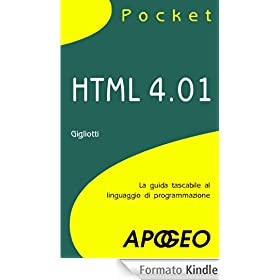 HTML 4.01 Pocket