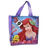 Disney The Little Mermaid Ariel Reusable Shopper Tote Bag-13 x 12.5