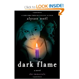 Dark Flame (Immortals, Book 4)