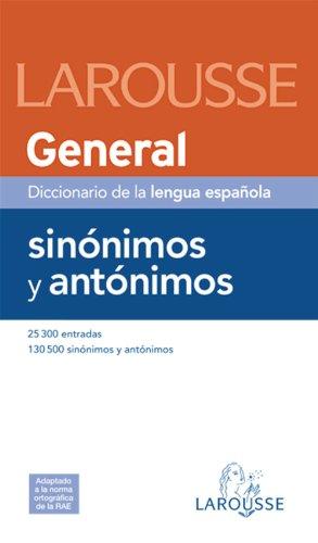 General Diccionario de la lengua espanola/ General ... - photo#1