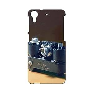 BLUEDIO Designer Printed Back case cover for HTC Desire 728 - G4471