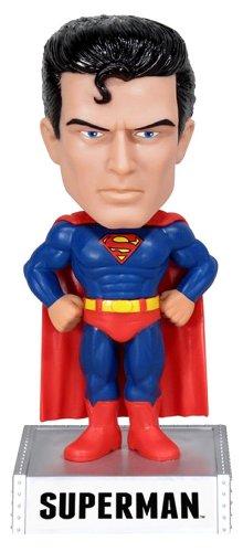 DC UNIVERSE(DC コミック)SUPERMAN(スーパーマン)WACKY WOBBLER BOBBLE-HEAD【並行輸入品】