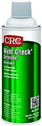 CRC Weld Check Developer, 10.5 oz Aerosol Can, White
