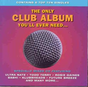 Various Artists - The Only Club Album You