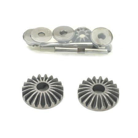 Front/Rear Diff Bevel Gear Set: LST/2,AFT,MUG,MGB