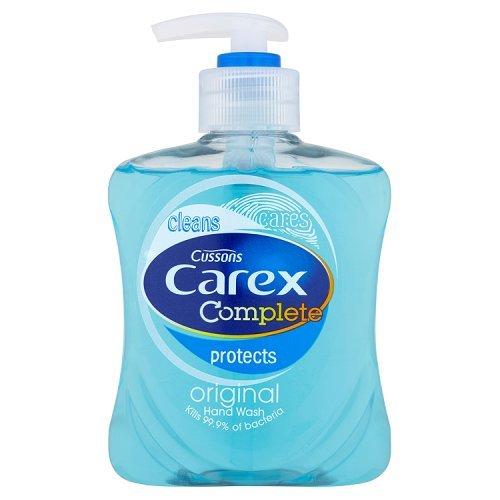 carex-250-ml-antibatterico-idratante-lavaggio-a-mano-sapone-liquido-confezione-da-2