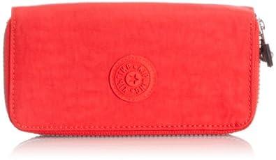 Kipling Women's Uzario Wallet K1502710P Cardinal Red