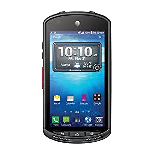 Kyocera DuraForce, Black 16GB (AT&T)